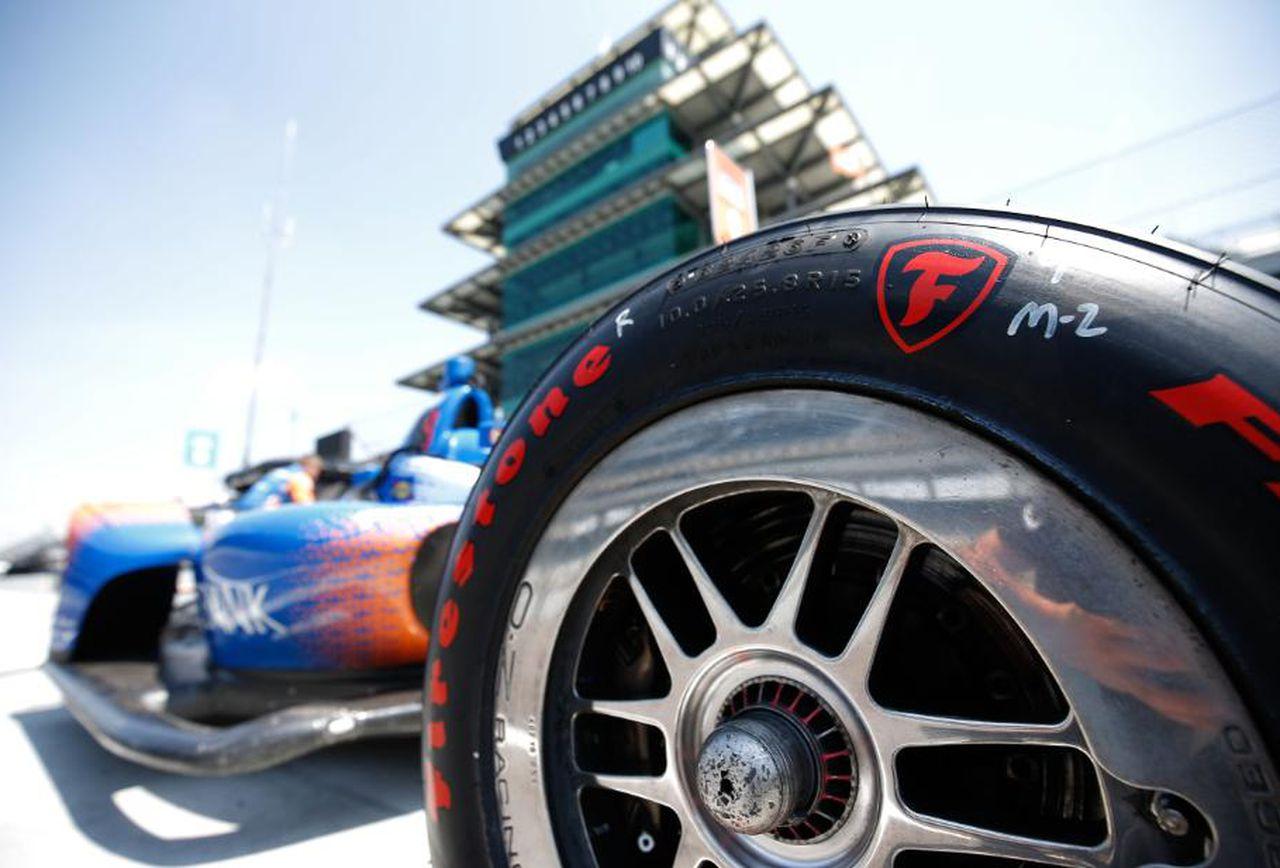 Neumaticos Firestone IndyCar