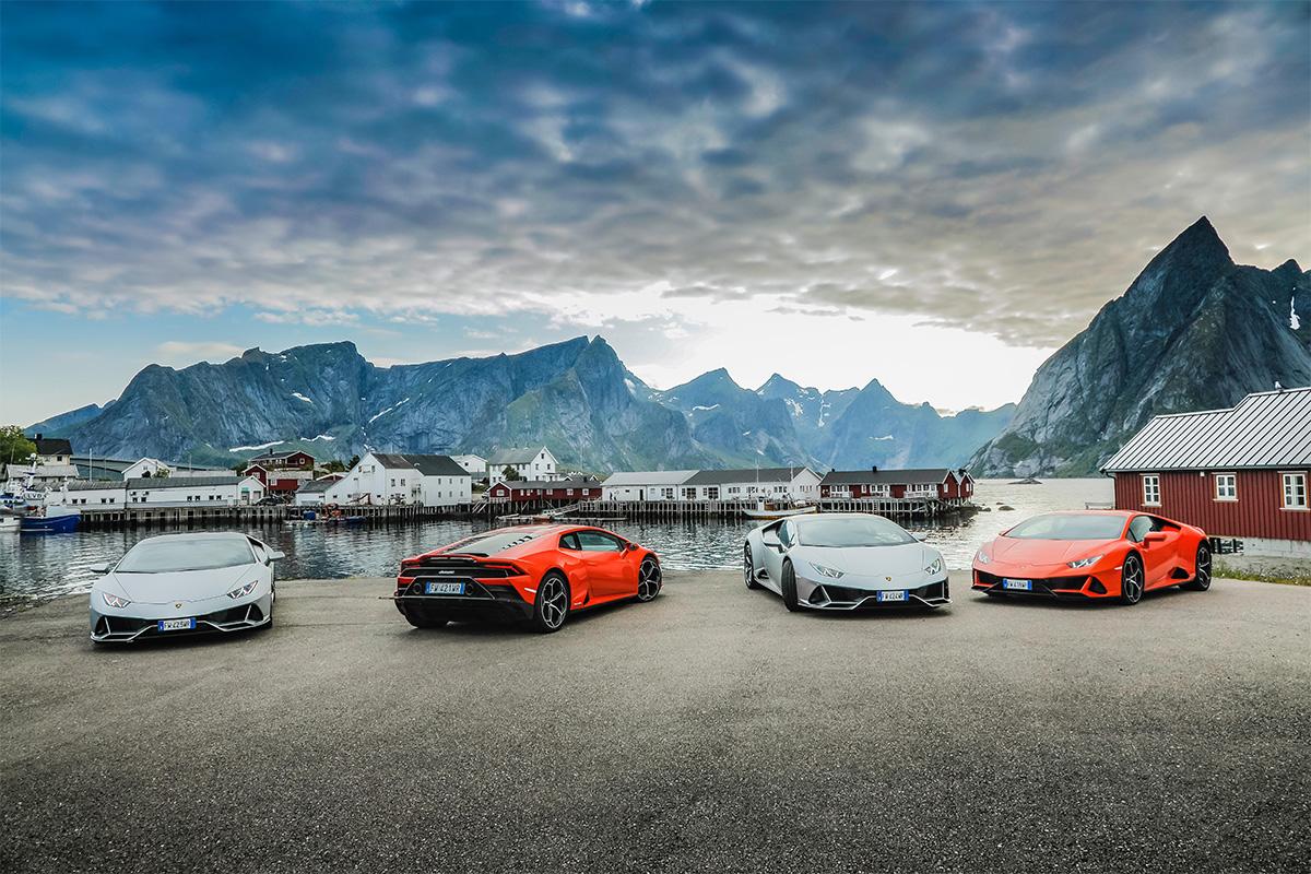 Lamborghini Avventura 2