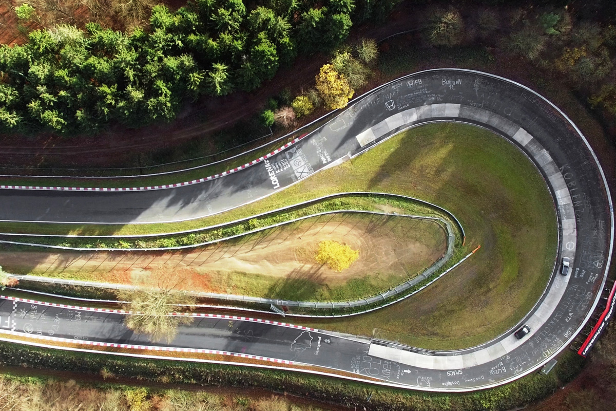 Circuito Nordschleife Nürburgring