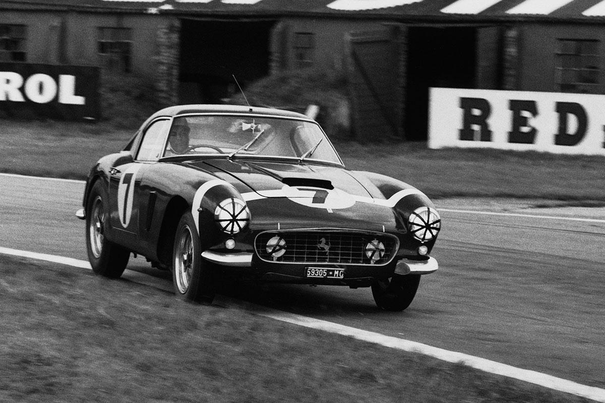 Ferrari 250 GT Stirling Moss