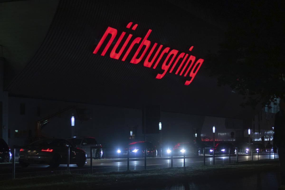 Viaje a Nürburgring