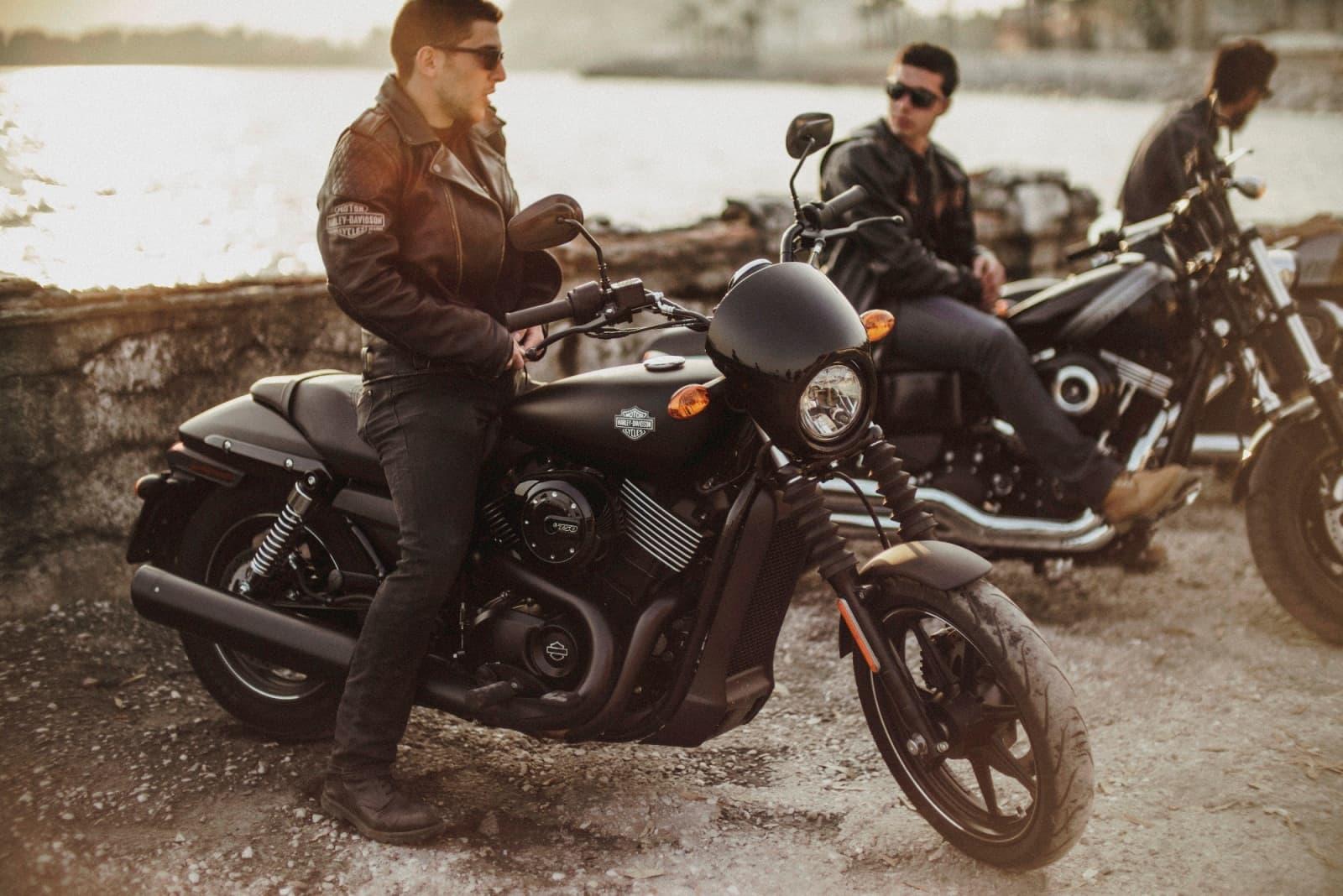 Cocentraciones de motos