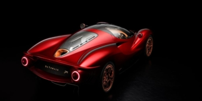 De Tomaso renace con un V8 de Ford en su P72