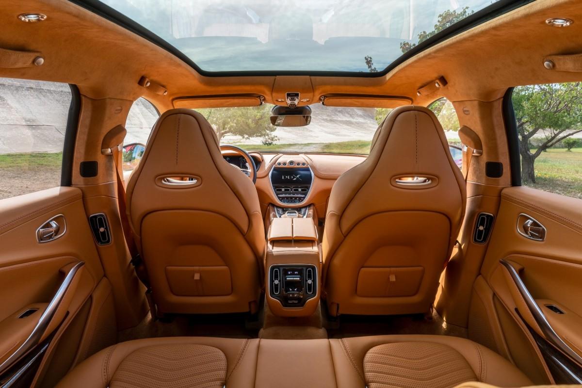 2020 Aston Martin DBX Interior