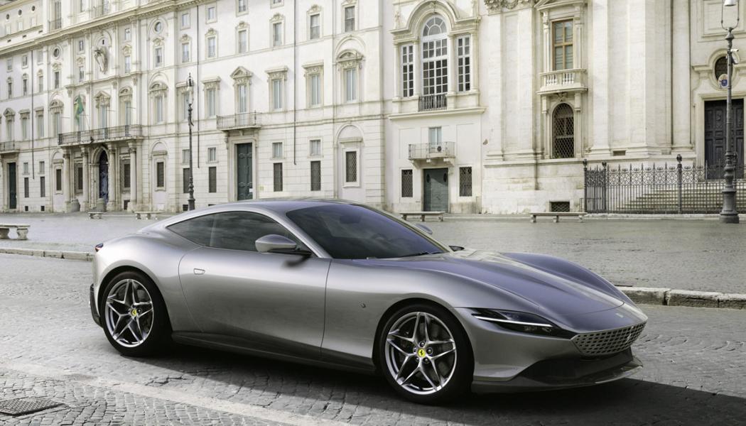 Ferrari Roma Precio