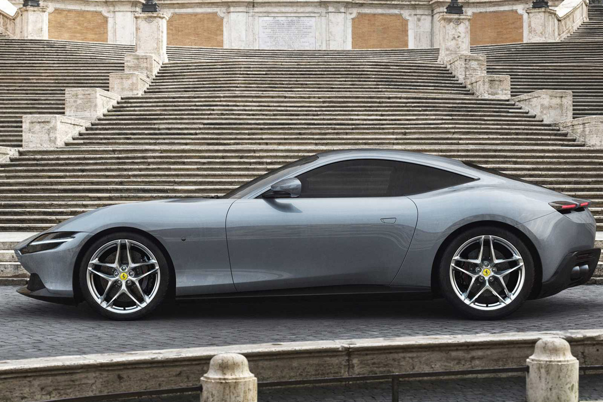 Ferrari Roma Lateral
