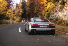 La tracción trasera vuelve al Audi R8