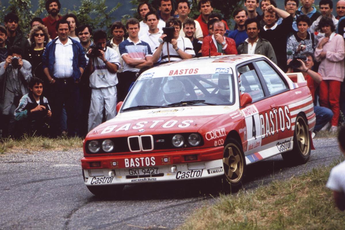 Prodrive BMW M3 E30 GR