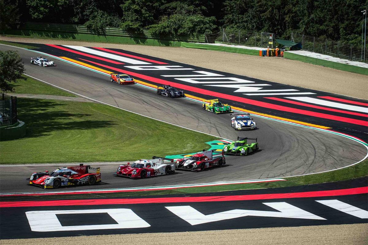 Circuito de Imola (Autodromo Enzo y Dino Ferrari)