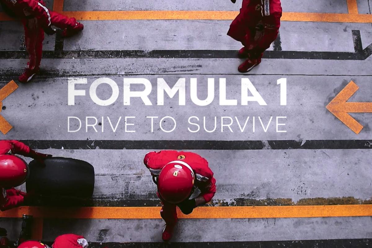 Documental F1 Netflix