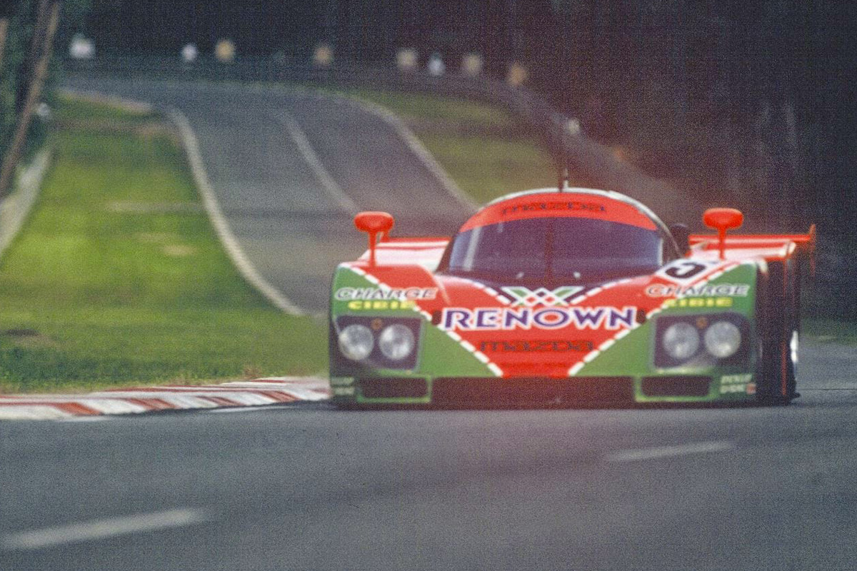 Mazda 787B 1991 Le Mans