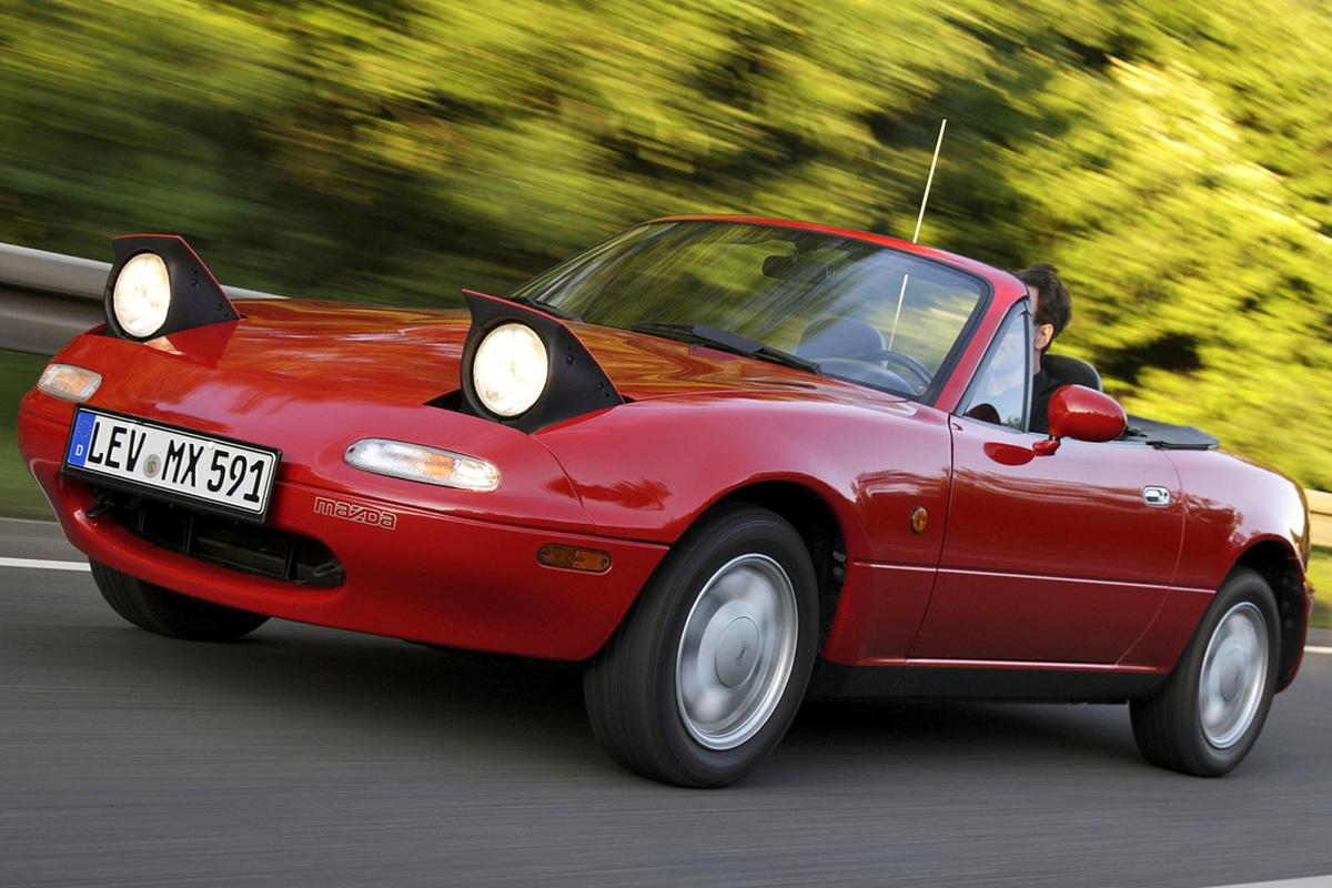 Mazda MX-5 Na Miata