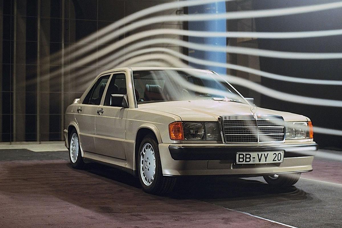 Mercedes Benz 190E 2.3 16V Cosworth