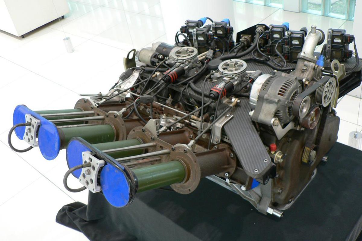 Motor Mazda 787B