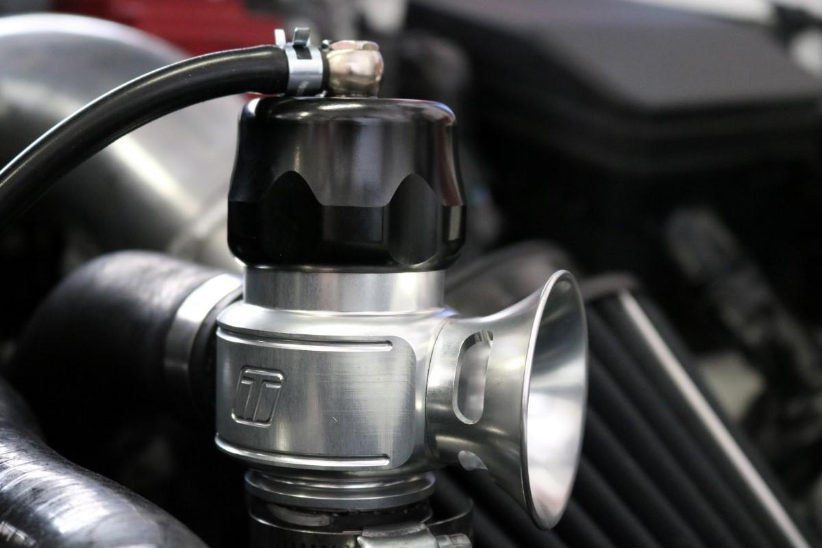 Qué es la válvula de descarga turbo