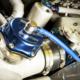 Qué es y como funciona la válvula de descarga de un turbo