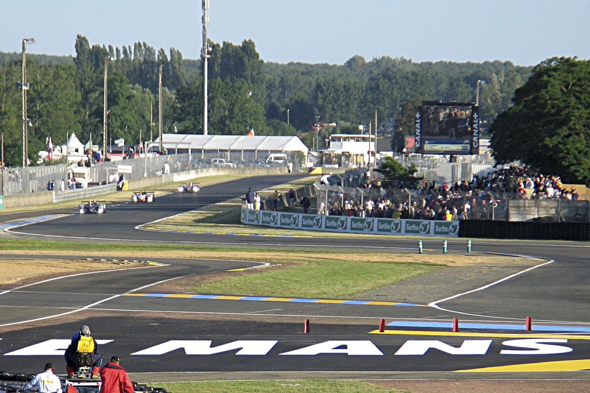 Trackdays Le Mans