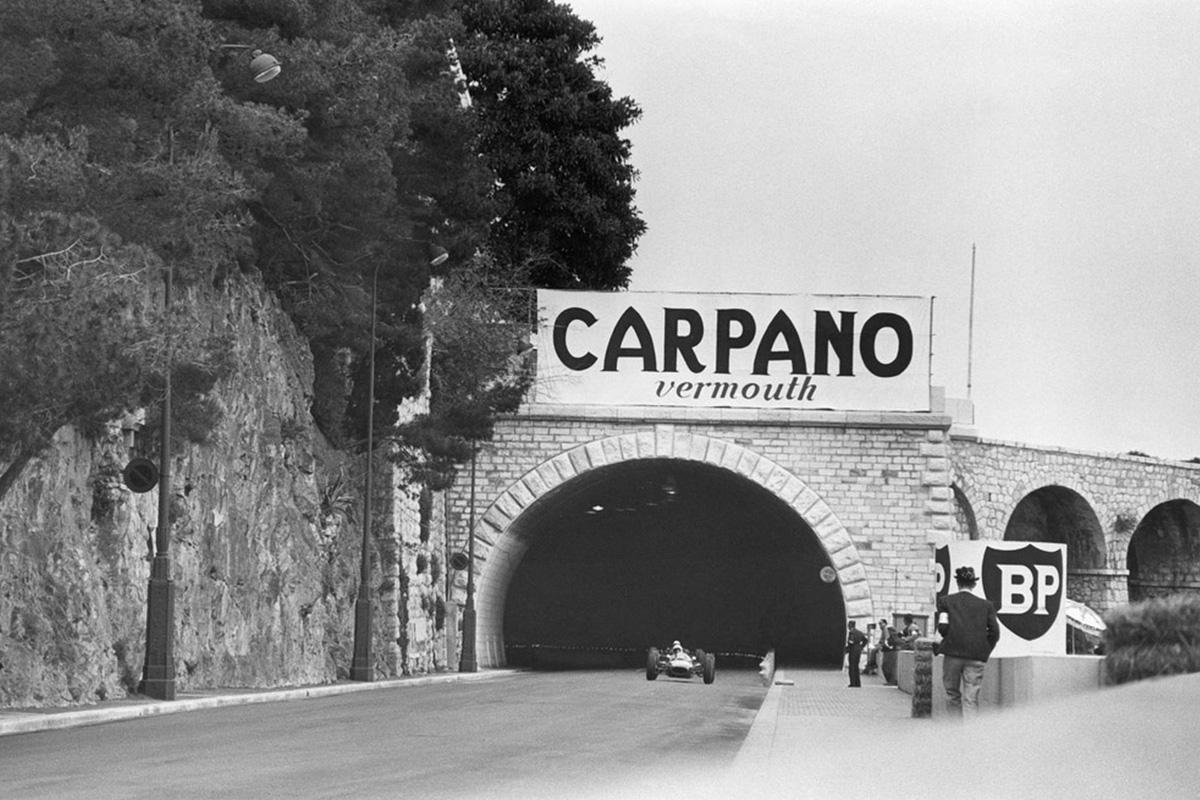 Tunel Circuito de Monaco
