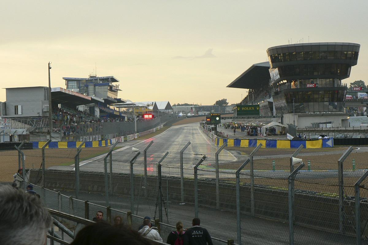 Visitar Circuito de la Sarthe