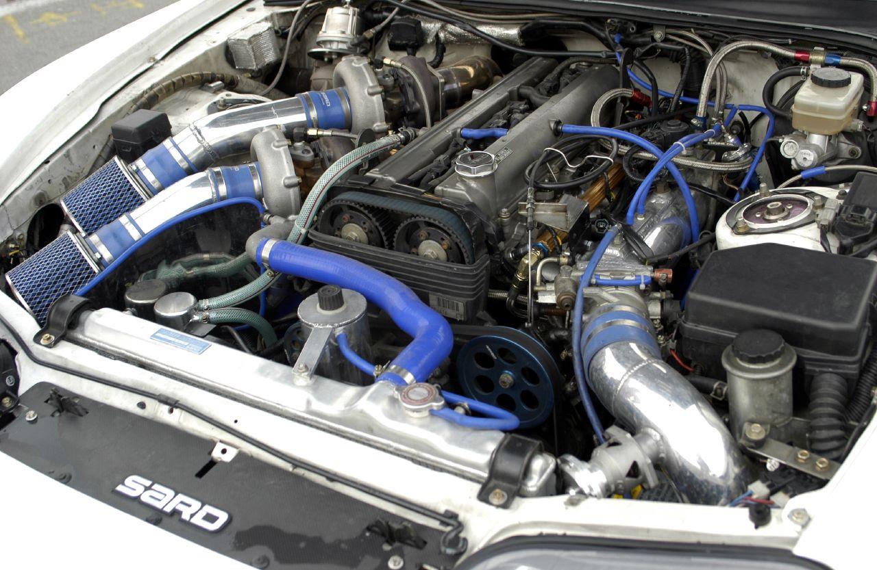2JZ-GTE Supra Motor