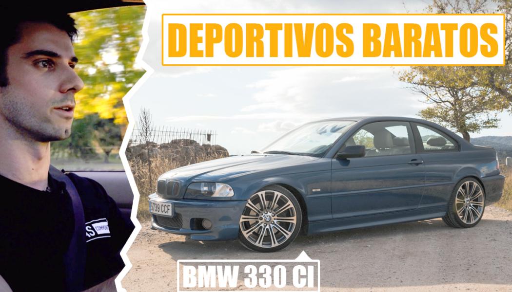 Deportivos Baratos BMW 330Ci E46