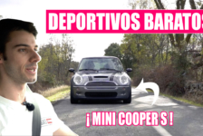 Deportivos Baratos Mini Cooper S R53