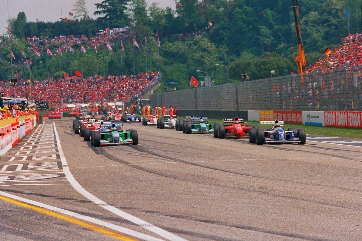 GP San Marino 1994