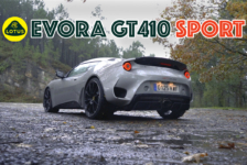 Lotus Evora GT410 Un GT Más Radical de lo Normal