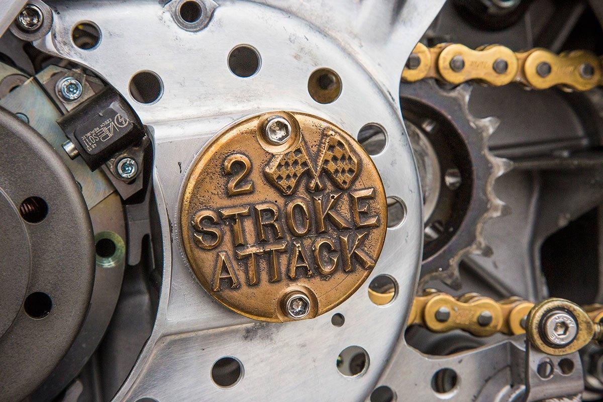 Ventajas y desventajas de un motor 2T
