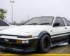 Recordando al Toyota AE86, la joya del Drift
