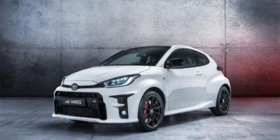 Ya está aquí el esperado Toyota GR Yaris
