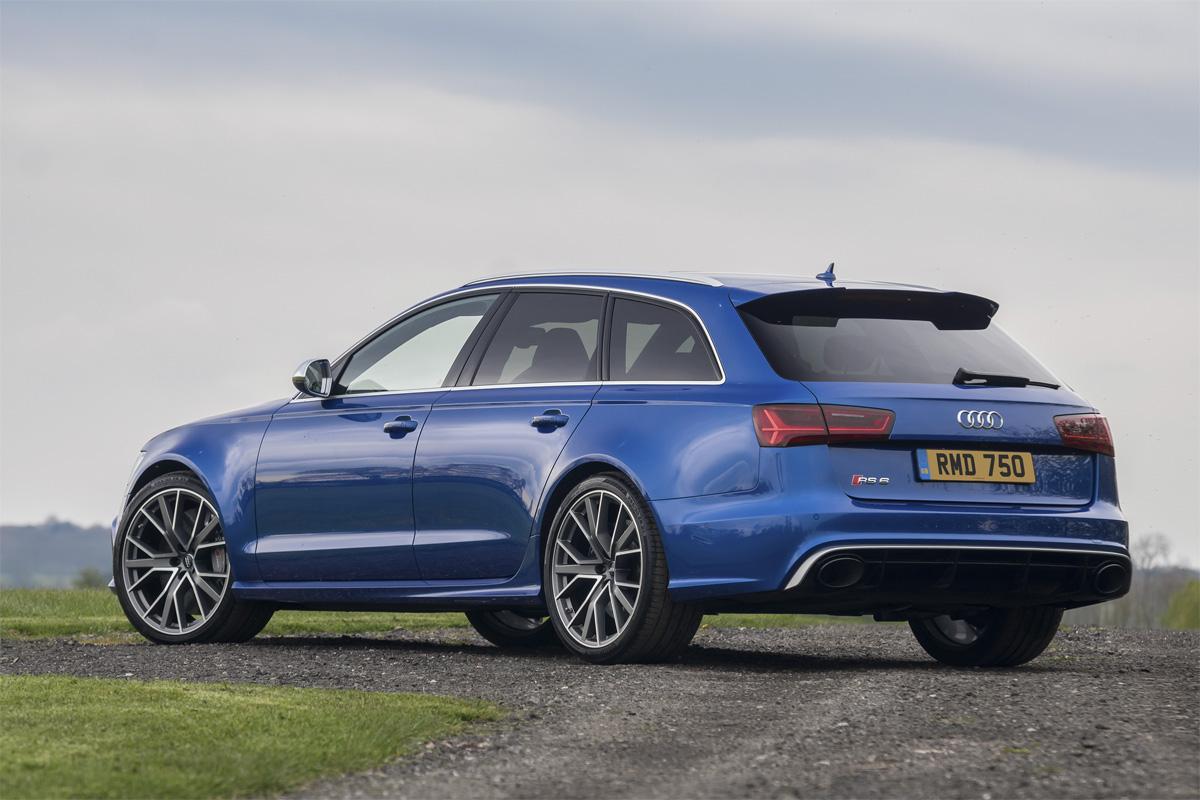 Audi RS 6 Avant C7