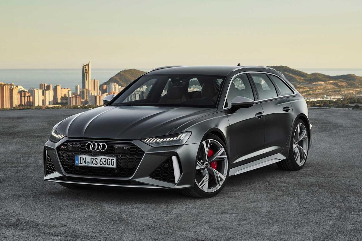 Audi RS 6 Avant C8 2020