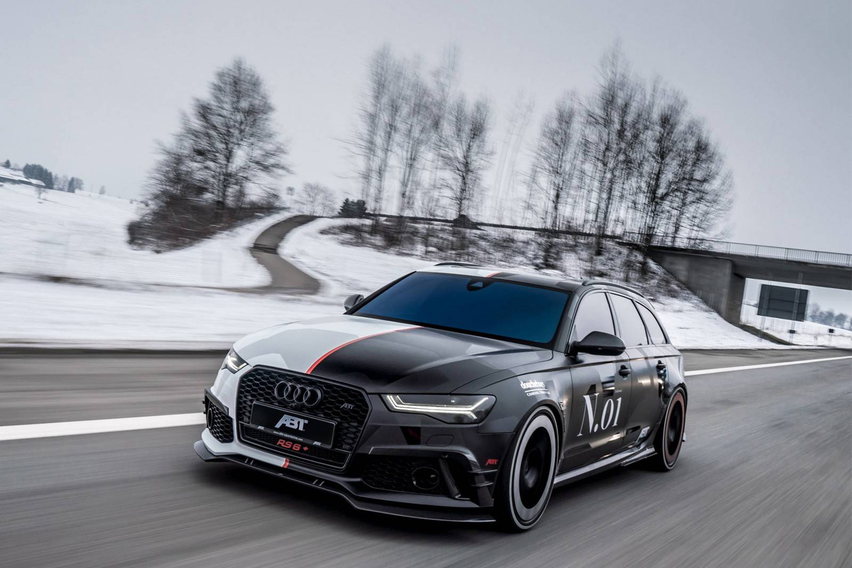 Audi rs6 Avant C7 Frontal