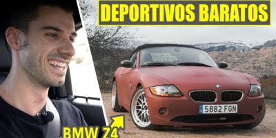 Deportivos Baratos BMW Z4 E85