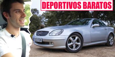 Deportivos Baratos Mercedes SLK 230 Kompressor
