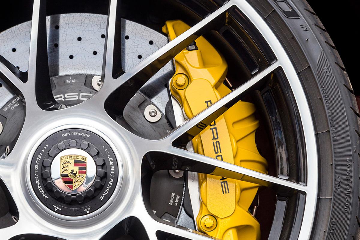 Frenos Carbocerámicos Porsche