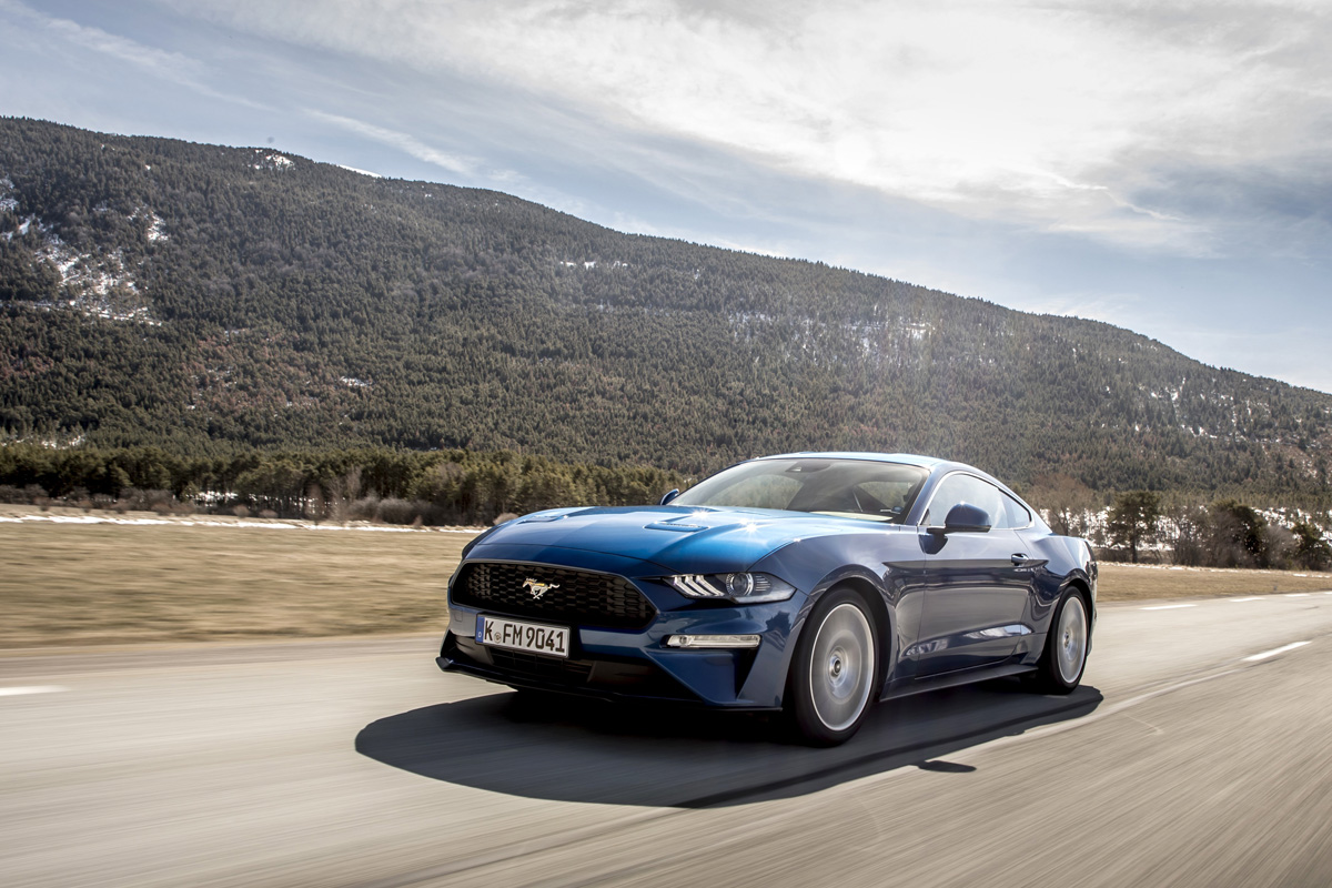 Coches tuneados Ford Mustang