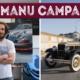 El Arte de los coches-Entrevista a Manu Campa GCast