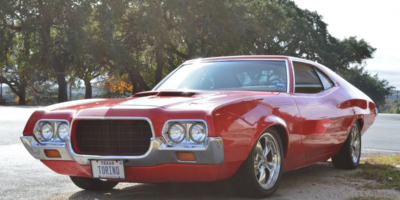 Ford Gran Torino: De estrella del cine a mito
