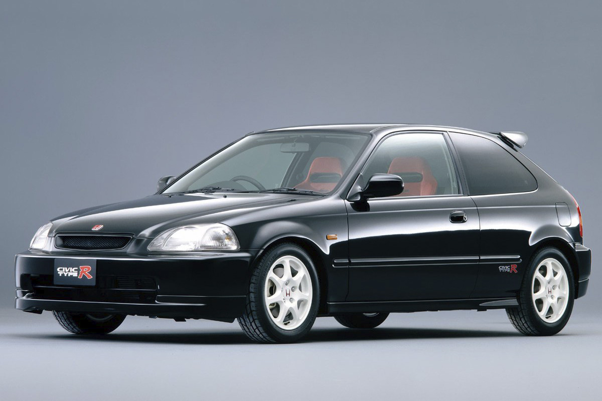 Coches tuneados: Honda Civic Type R