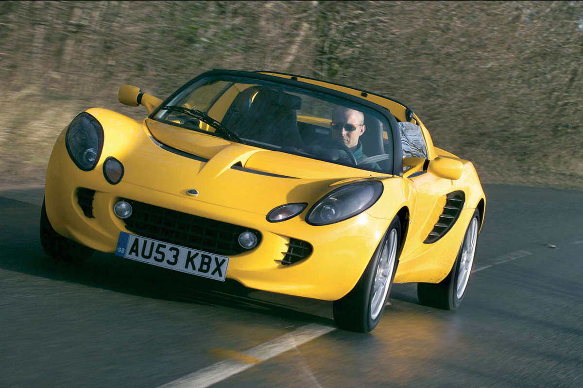 Lotus Elise S2 Motor Central