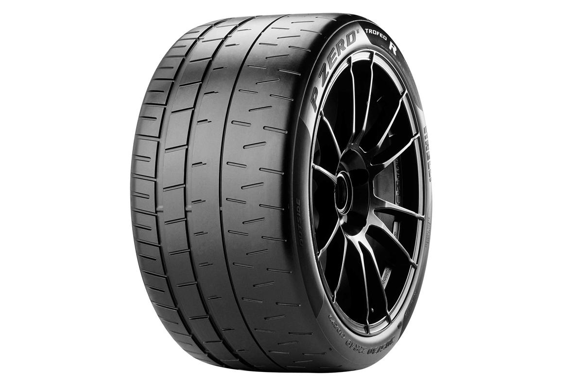 Pirelli PZero Trofeo R Semi slicks