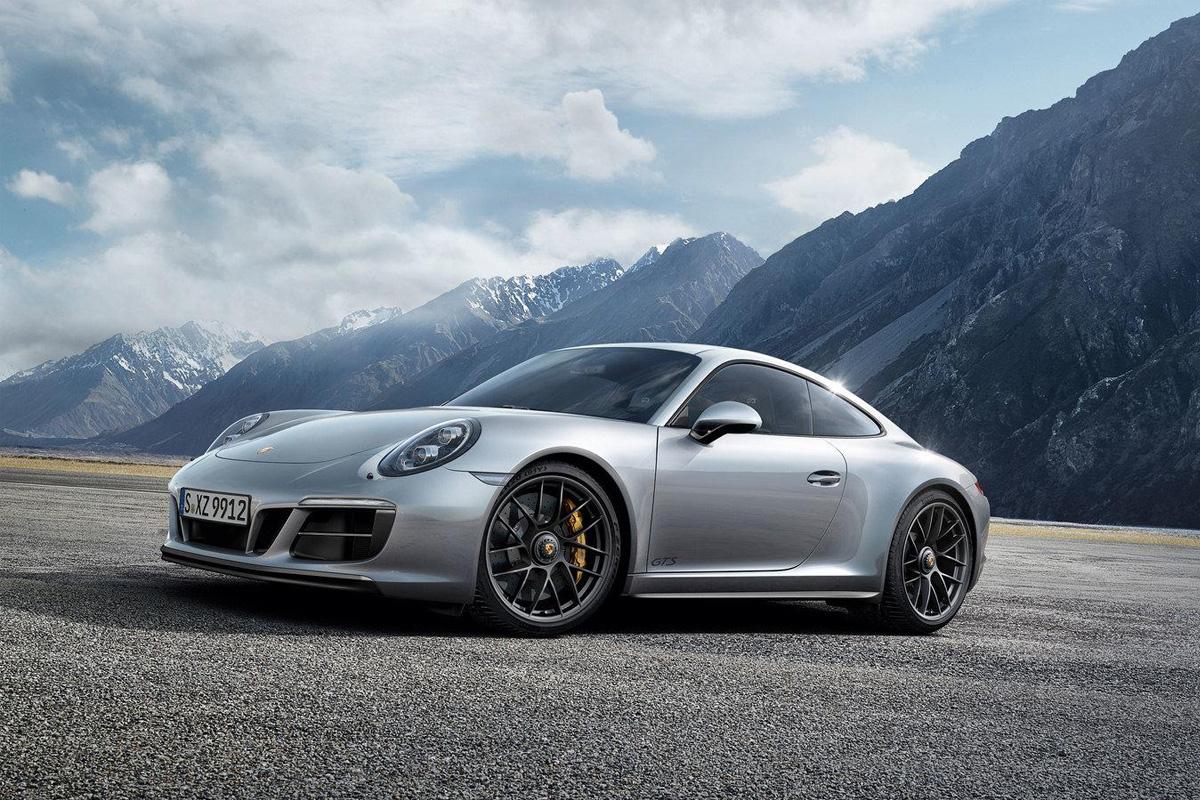 Porsche 911 Carrera GTS 991