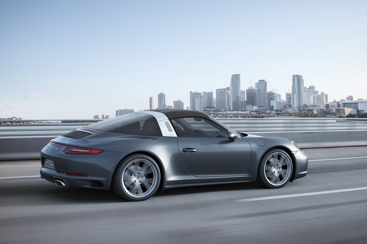 Porsche 911 Targa 4 991.2