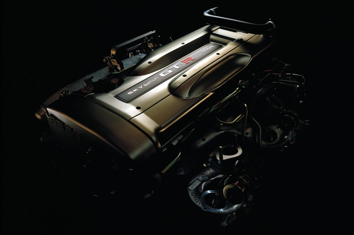 Motor Nissan RB26DETT