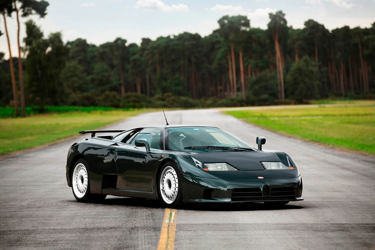 Bugatti-EB110-GT