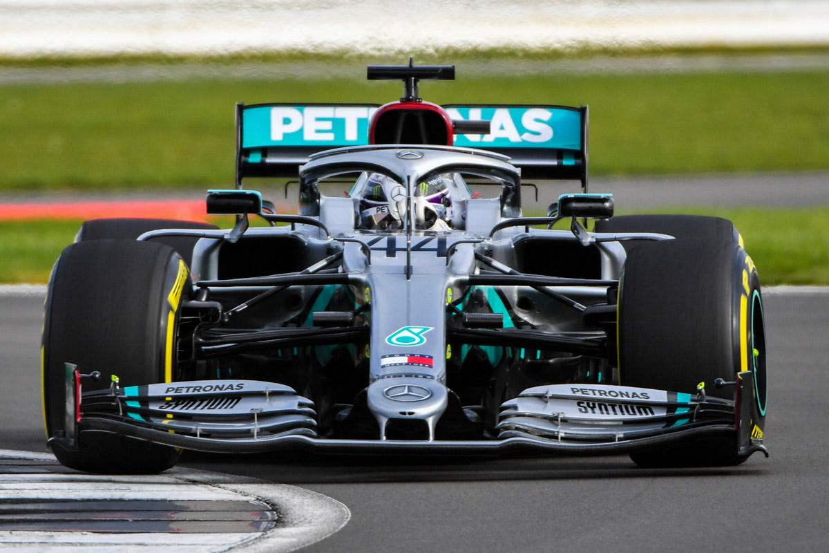 DAS-Mercedes-F1