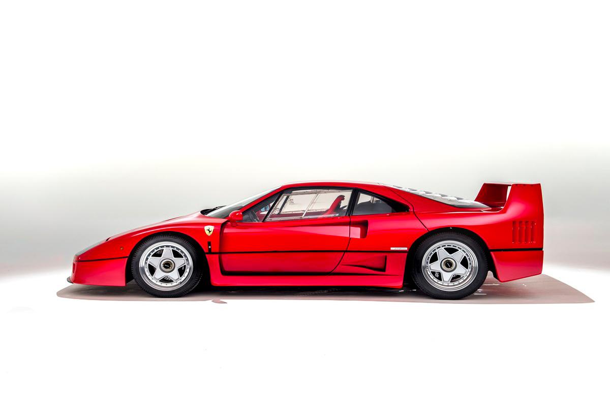 Ferrari-F40-Perfecto
