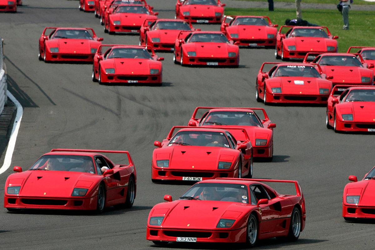 Ferrari-F40-tribute